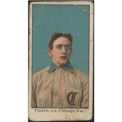 1909-11 American Caramel E90-1 #111 Joe Tinker