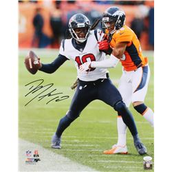 DeAndre Hopkins Signed Houston Texans 16x20 Photo (JSA COA)