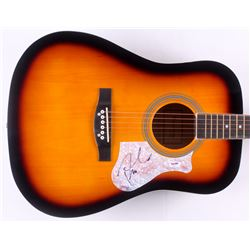 "Rob Thomas Signed 41"" Huntington Acoustic Guitar (PSA COA)"