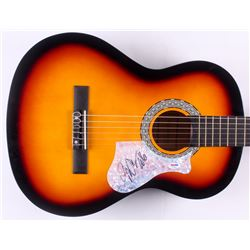 "Lauryn Hill Signed Huntington 39"" Acoustic Guitar Inscribed ""2016"" (PSA COA)"
