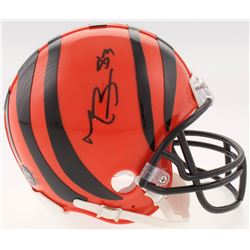 Tyler Boyd Signed Cincinnati Bengals Mini-Helmet (Prova COA)