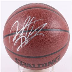 Dennis Rodman Signed NBA Basketball (JSA COA)