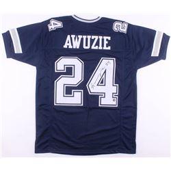 Chidobe Awuzie Signed Jersey (Prova COA)