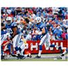 """Image 1 : Andrew Luck Signed Indianapolis Colts """"Release"""" 16x20 Limited Edition Photo (Panini COA)"""