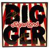 "Image 1 : Kristian Bush  Jennifer Nettles Signed Sugarland ""Bigger"" LP Insert (JSA COA)"