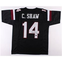 Connor Shaw Signed Jersey (Radtke COA)