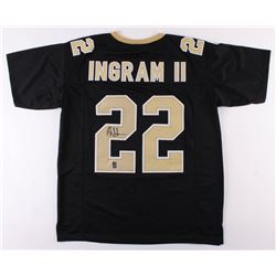 Mark Ingram Jr. Signed Jersey (Ingram Hologram)