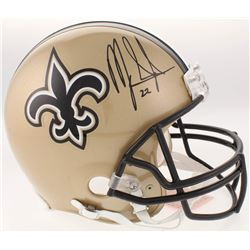 Mark Ingram Signed New Orleans Saints Full-Size Authentic On-Field Helmet (Radtke COA  Ingram Hologr