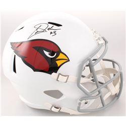 Carson Palmer Signed Arizona Cardinals Full-Size Speed Helmet (Radtke COA)