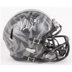 Nick Bosa Signed Ohio State Buckeyes Speed Mini Helmet (Radtke COA)
