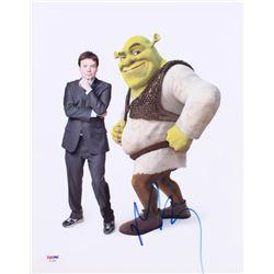 "Mike Myers Signed ""Shrek"" 11x14 Photo (PSA COA)"