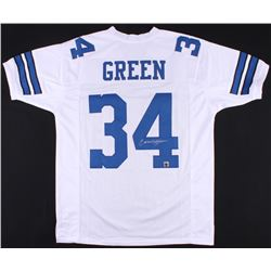 Cornell Green Signed Jersey (Jersey Source COA)