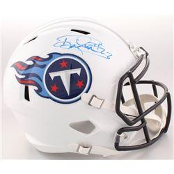 Derrick Henry Signed Tennessee Titans Full-Size Speed Helmet (Radtke COA  Henry Hologram)