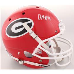 Deandre Baker Signed Georgia Bulldogs Full-Size Helmet (Radtke COA)