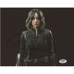 Chloe Bennet Signed  Agents of S.H.I.E.L.D.  8x10 Photo (PSA COA)