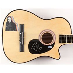 """Post Malone Signed 38"""" Acoustic Guitar (Beckett COA)"""