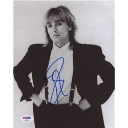 Robin Zander Signed 8x10 Photo (PSA COA)