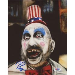 "Sid Haig Signed ""House of 1000 Corpses"" 8x10 Photo (PSA COA)"