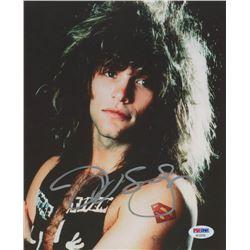Jon Bon Jovi Signed 8x10 Photo (PSA COA)