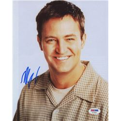 Matthew Perry Signed 8x10 Photo (PSA COA)