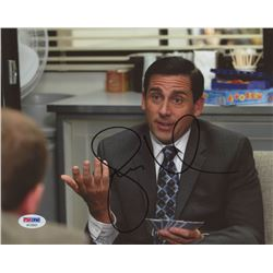 "Steve Carell Signed ""The Office"" 8x10 Photo (PSA Hologram)"