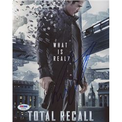 "Colin Farrell Signed ""Total Recall"" 8x10 Photo (PSA COA)"