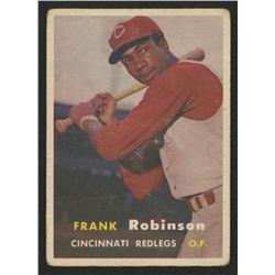 1957 Topps #35 Frank Robinson RC