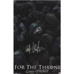 "Kit Harington Signed ""Game of Thrones: Battle of the Bastards"" 11x17 Photo (Radtke COA)"