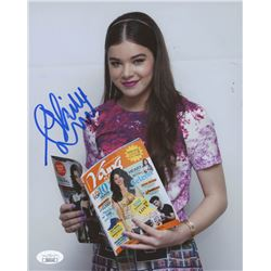 Hailee Steinfeld Signed 8x10 Photo (JSA COA)