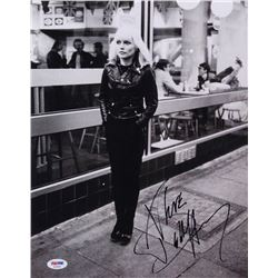 Debbie Harry Signed 11x14 Photo (PSA COA)