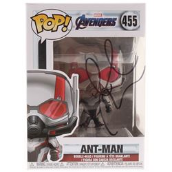 "Paul Rudd Signed ""Marvel: Avengers"" Ant-Man #455 Funko Pop! Vinyl Figure (PSA COA)"