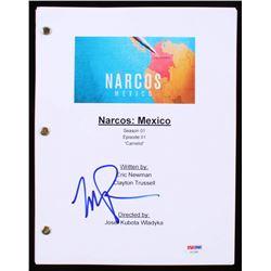 """Michael Pena Signed """"Narcos: Mexico, Camelot"""" Full Episode Script (PSA COA)"""