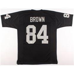 Antonio Brown Signed Jersey (JSA COA)