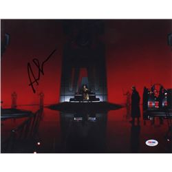 "Andy Serkis Signed ""Star Wars: The Last Jedi"" 11x14 Photo (PSA COA)"