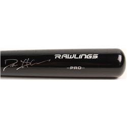 Deion Sanders Signed Rawlings Pro Baseball Bat (JSA COA)