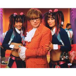 "Mike Myers Signed ""Austin Powers"" 16x20 Photo (PSA COA)"