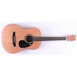 "Trey Anastasio Signed 38.5"" Acoustic Guitar (Beckett COA)"