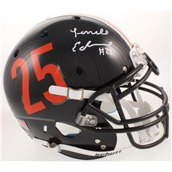 Terrell Edmunds Signed Virginia Tech Hokies Full-Size Authentic Helmet (Radtke COA)
