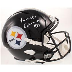 Terrell Edmunds Signed Pittsburgh Steelers Full-Size Speed Helmet (Radtke COA)