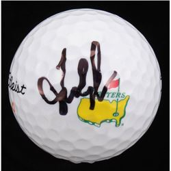 """Fred Couples Signed """"The Masters"""" Titleist 4 Golf Ball (JSA COA)"""