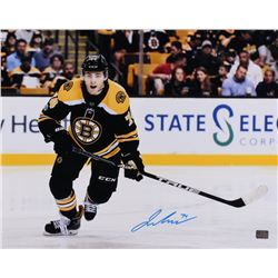 Jake DeBrusk Signed Boston Bruins 16x20 Photo (DeBrusk Hologram)
