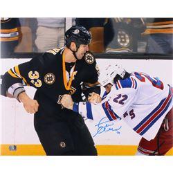 Zdeno Chara Signed Boston Bruins 16x20 Photo (Chara COA)