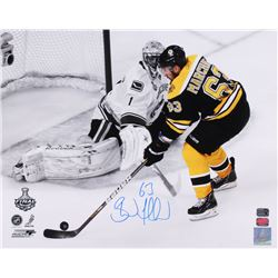 Brad Marchand Signed Boston Bruins 16x20 Photo (Marchand COA  Your Sports Hologram)
