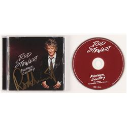 """Rod Stewart Signed """"Another Country"""" CD Album (JSA COA  REAL LOA)"""