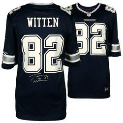Jason Witten Signed Dallas Cowboys Nike Jersey (Fanatics Hologram)