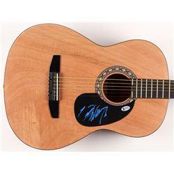 """Hank Williams Jr. Signed 39"""" Rogue Acoustic Guitar (Beckett COA)"""