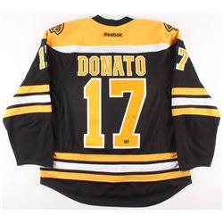 Ryan Donato Signed Boston Bruins Jersey (Your Sports Memorabilia Store COA)