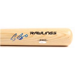 Craig Biggio Signed Rawlings Pro Baseball Bat (TriStar)