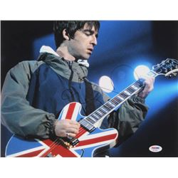 Noel Gallagher Signed 11x14 Photo (PSA COA)