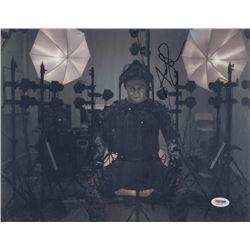 "Andy Serkis Signed ""Star Wars: The Last Jedi"" 11x14 Photo (PSA Hologram)"